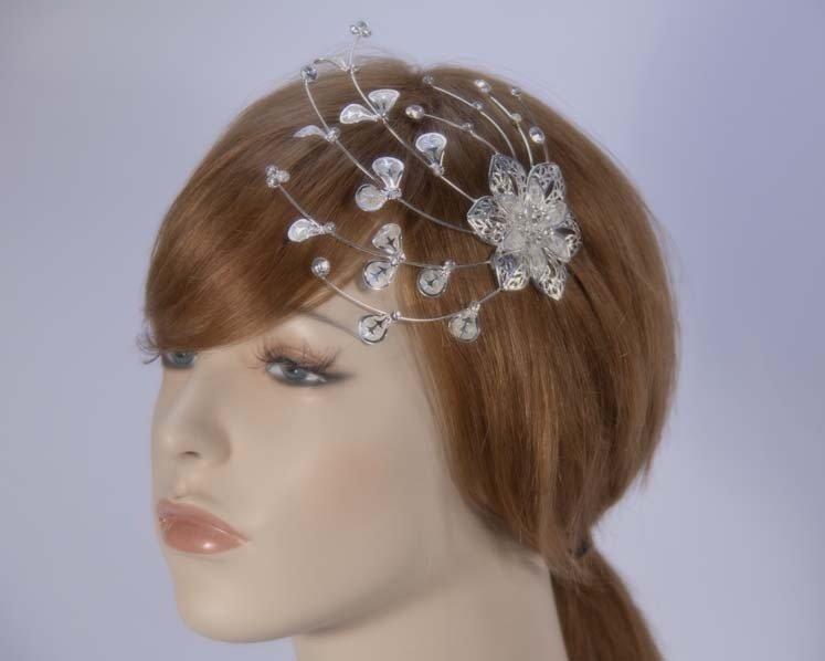Bridal hair comb headpiece buy online in Australia BR03