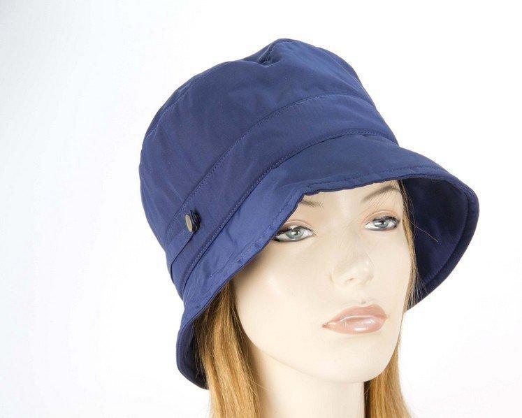 Navy casual weatherproof bucket golf hat