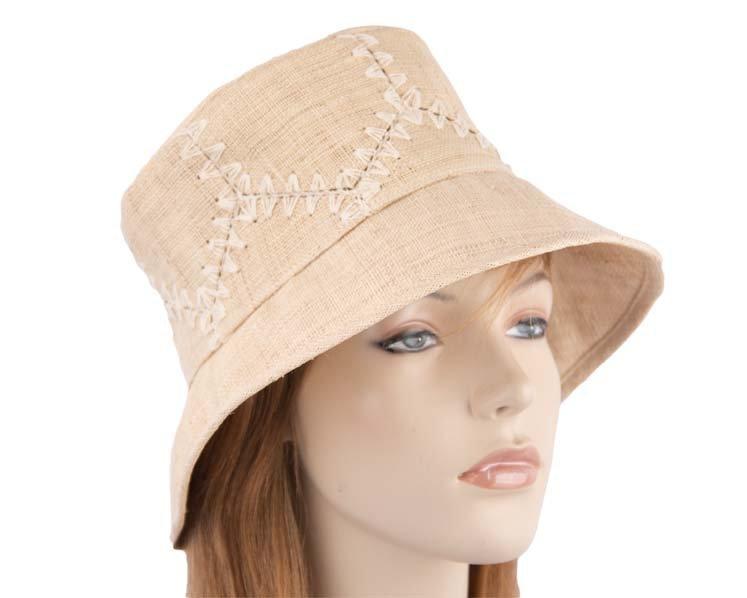 Summer sun hat stitches SP371